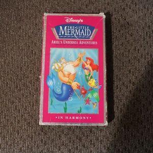 Little Mermaid In Harmony VHS TV Series
